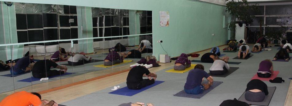 Группа по аштанга йоге в Одессе