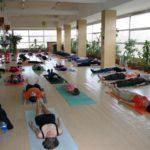 Занятие по аштанга-йоге в Одессе по руководством Ольги Шекир. Март 2004г. Фото тринадцатое