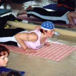 Занятие по аштанга-йоге в Одессе по руководством Андрея Внукова. Март 2004. Фото девятое