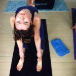 Занятие по аштанга-йоге в Одессе по руководством Андрея Внукова. Март 2004. Фото десятое