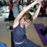 Занятие по аштанга-йоге в Одессе по руководством Андрея Внукова. Март 2004. Фото двенадцатое