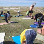 Йога в Крыму. Форум в Оленевке. Сентябрь 2006г. Фото девятое