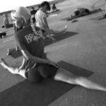Йога в Крыму. Форум в Оленевке. Сентябрь 2006г. Фото десятое