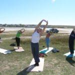 Йога в Крыму. Форум в Оленевке. Сентябрь 2006г. Фото пятое
