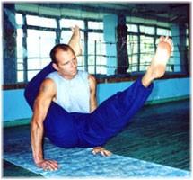 Йога в Одессе. Ярослав Саргюнас. 2000г. Фото седьмое
