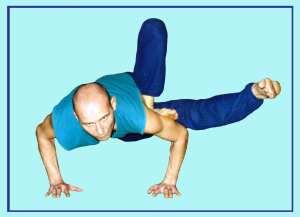 Йога в Одессе. Ярослав Саргюнас. 2002г. Фото четвертое