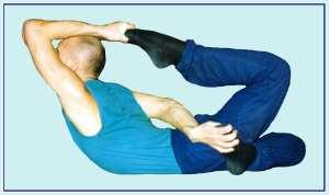 Йога в Одессе. Ярослав Саргюнас. 2002г. Фото пятое