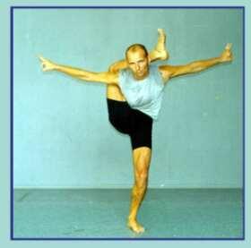 Йога в Одессе. Ярослав Саргюнас. 2002г. Фото девятое