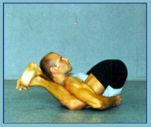 Йога в Одессе. Ярослав Саргюнас. 2002г. Фото десятое