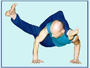 Йога в Одессе. Ярослав Саргюнас. 2002г. Фото одинадцатое