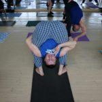 Занятие по аштанга-йоге в Одессе по руководством Александра Гортовлюка. Февраль 2004г. Фото десятое