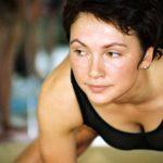 Занятие по аштанга-йоге в Одессе по руководством Виктории Никитюк. Март 2004. Фото 1
