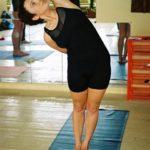 Занятие по аштанга-йоге в Одессе по руководством Виктории Никитюк. Март 2004. Фото 2
