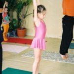 Занятие по аштанга-йоге в Одессе по руководством Виктории Никитюк. Март 2004. Фото 4
