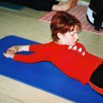 Занятие по аштанга-йоге в Одессе по руководством Виктории Никитюк. Март 2004. Фото 5