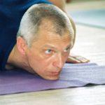 Занятие по аштанга-йоге в Одессе по руководством Виктории Никитюк. Март 2004. Фото 9