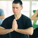 Занятие по аштанга-йоге в Одессе по руководством Виктории Никитюк. Март 2004. Фото 13
