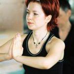 Занятие по аштанга-йоге в Одессе по руководством Виктории Никитюк. Март 2004. Фото 15