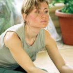 Занятие по аштанга-йоге в Одессе по руководством Виктории Никитюк. Март 2004. Фото 24