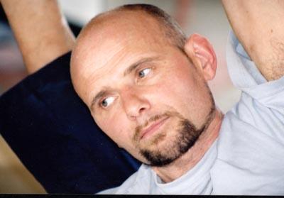 Инструктор аштанга-йоги в Одессе. 11 Апреля 2004. Фото пятое