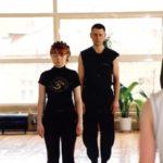 Занятие по аштанга-йоге в Одессе. 11 Апреля 2004. Фото седьмое